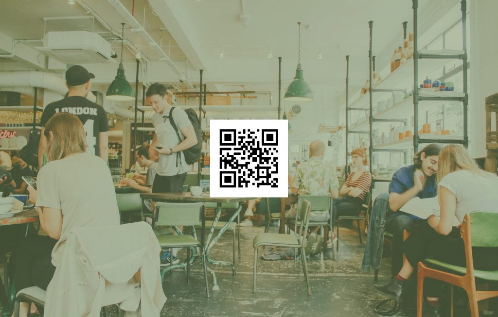 Qr Code Access Pub and Restaurant